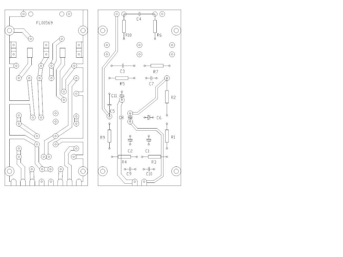 hight resolution of tube microphone circuit layout