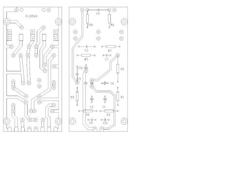 small resolution of tube microphone circuit layout
