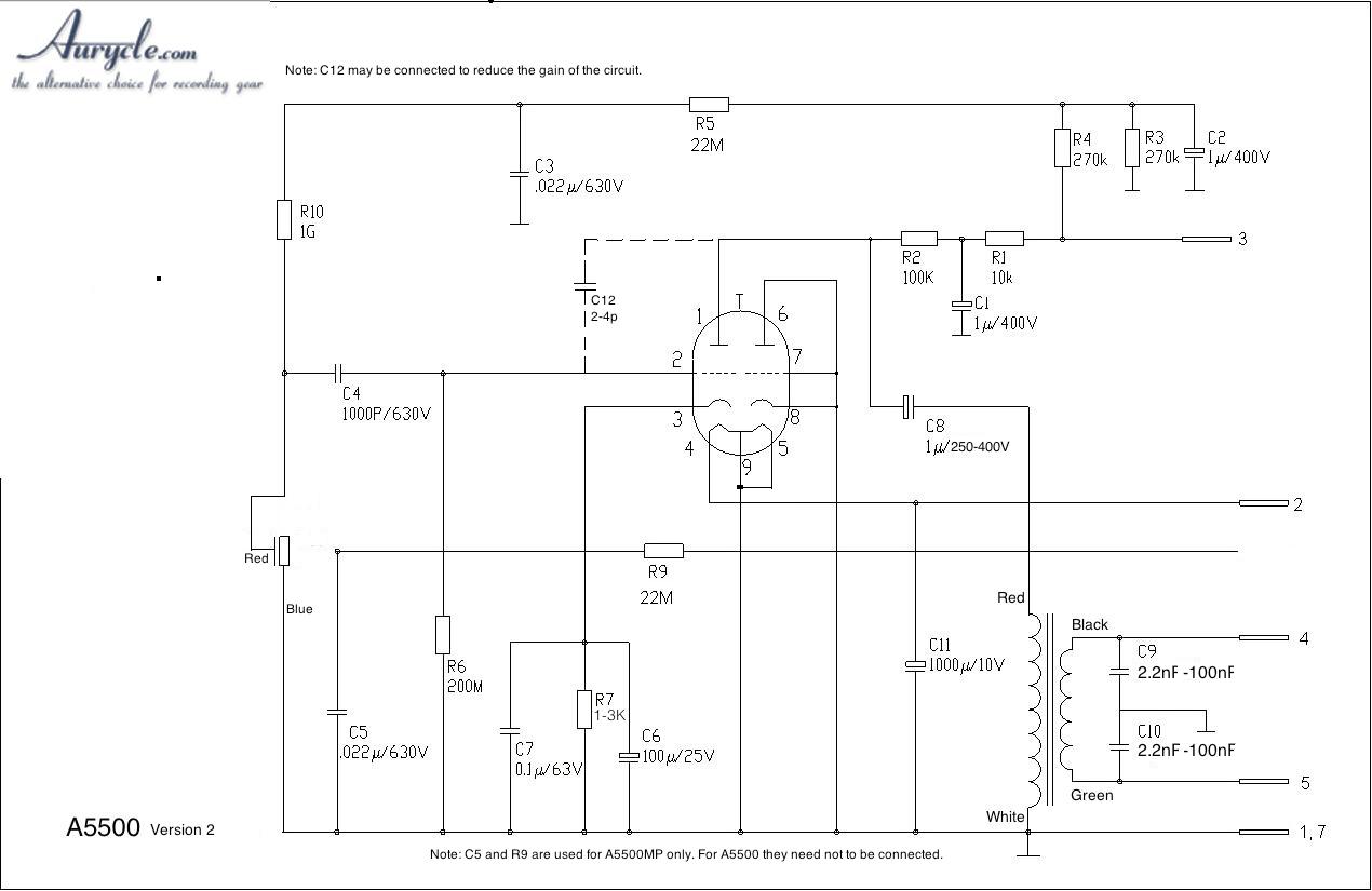 hight resolution of schematics version 2