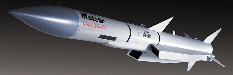 MBDA Meteor (http://www.ausairpower.net)