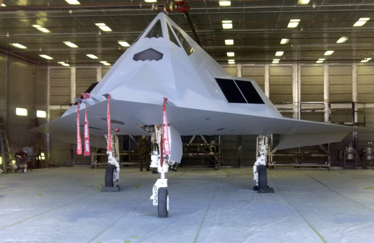 Lockheed F117A Stealth Fighter