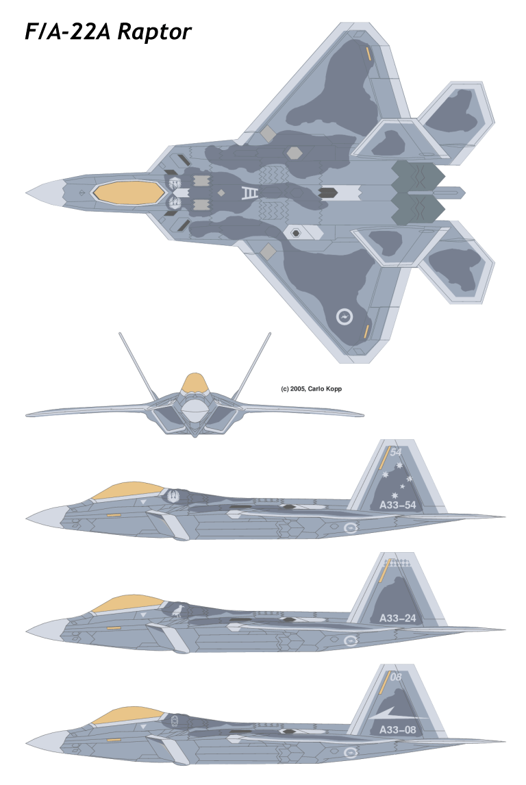 hight resolution of  f 22 raptor this