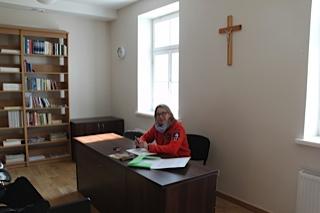 Meetingvorbereitung im Guesthouse