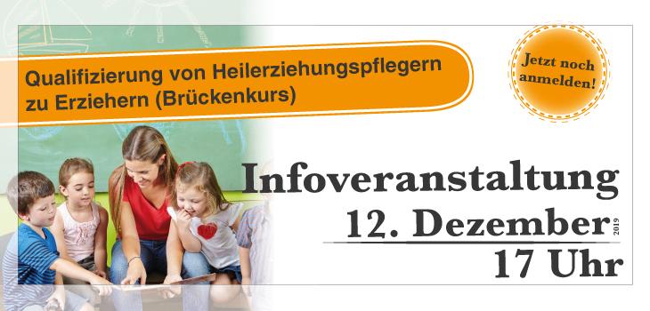 Berufliche Schule Paula Fürst der FAWZ gGmbH_Weiterbildung zum Erzieher_Infoveranstaltung am 12. Dezember 2019