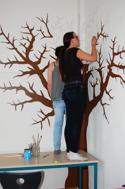 Berufliche Schule Paula Fuerst_Erzieher_Montessori-Paedagogik_Raumgestaltung_3