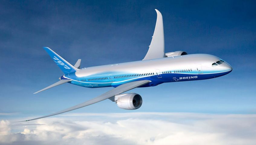 Boeing 787-9 headed to Auckland, Australia next month