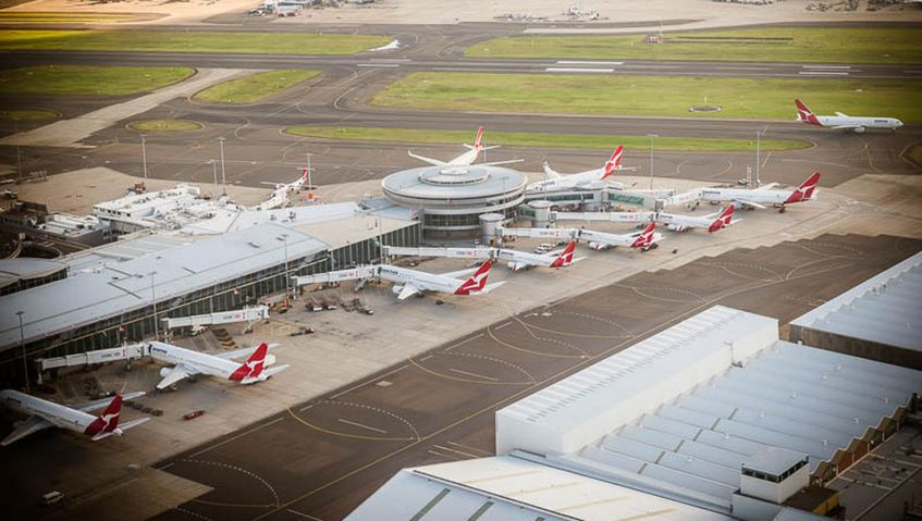 Qantas sells Sydney Airport terminal lease for $535 million