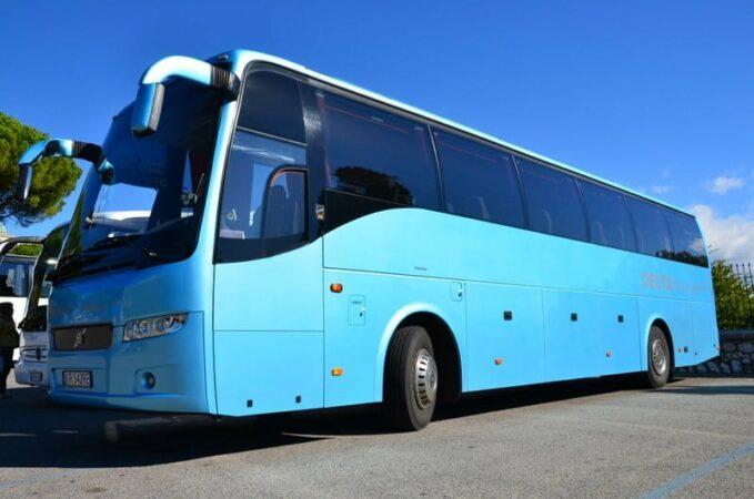 Bussresor till Polen - buss
