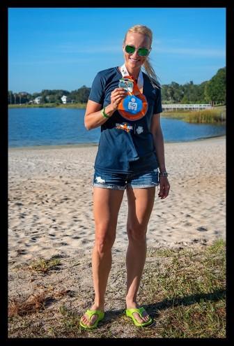 Stolze Ironwoman, Podcast Ausdauer-Coaches
