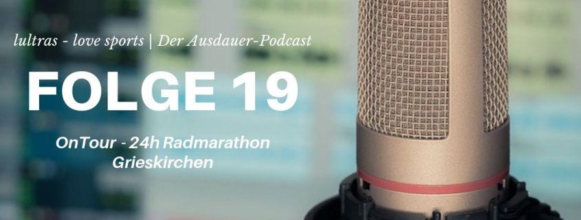 Folge 19 // LULTRAS love sports // Der Ausdauerpodcast mit Hannah und Carsten
