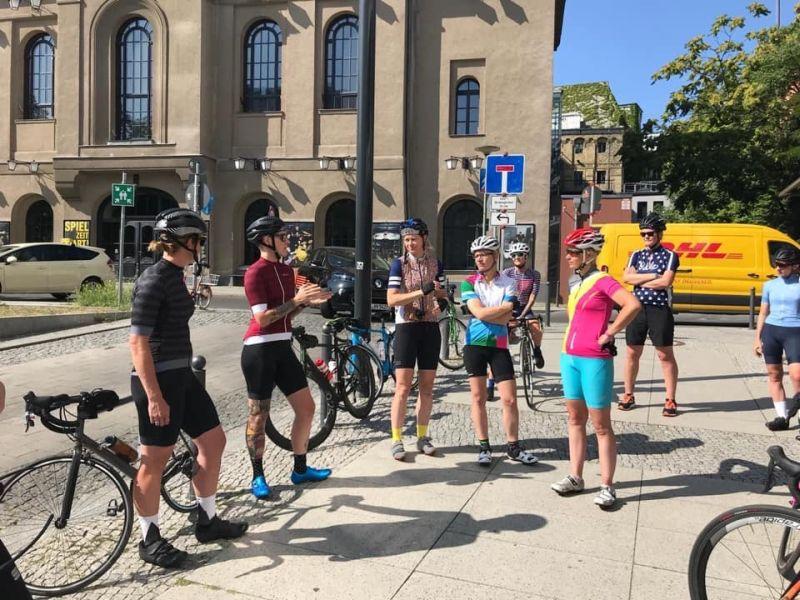 Frauenradfahren Berlin Rennrad