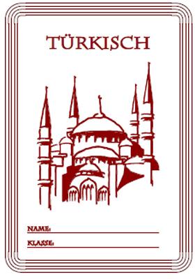 Deckblatt Trkisch ausdrucken