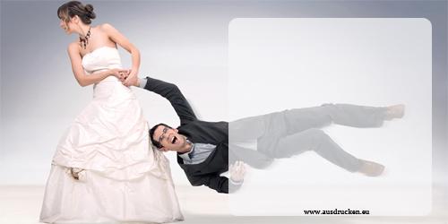 Gutschein zur Hochzeit ausdrucken