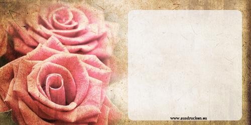 Muttertagskarten kostenlos online gestalten und ausdrucken