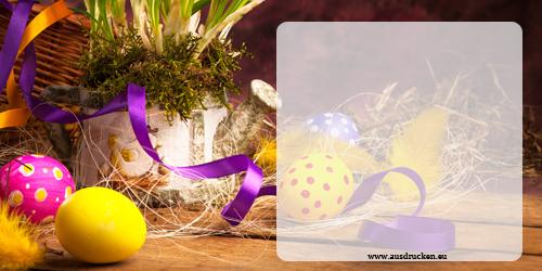 Osterkarten  Osterkarten Ausdrucken von Vorlagen