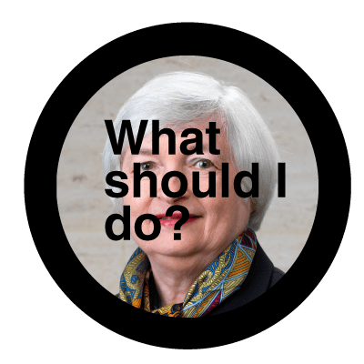 Interest Rates Rising on Janet Yellen at FOMC, Rate Decision