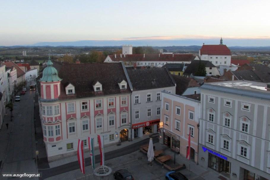 ENNS: auf Sehenswürdigkeiten-Trip in Österreichs ältester Stadt
