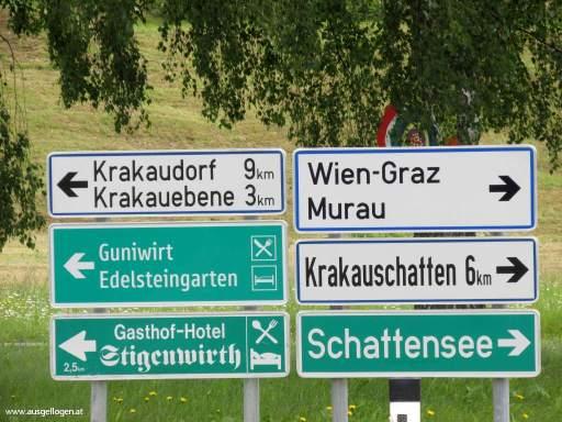 Krakau in der Steiermark