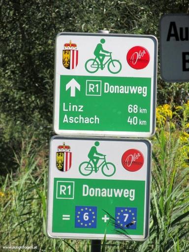 Donauradweg R1
