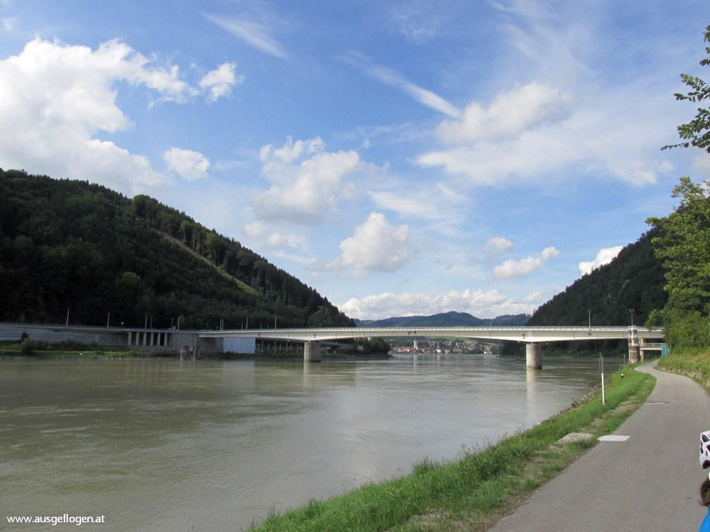 Donaubrücke Grein