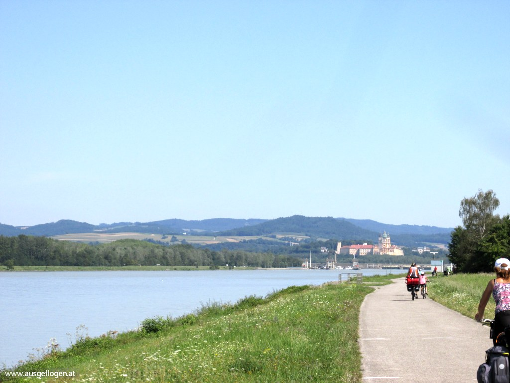 Donauradweg Etappe 4