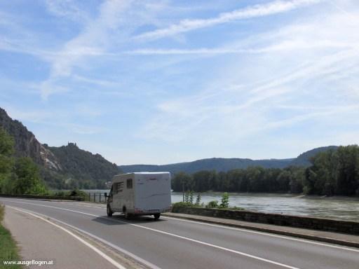 Betreuerfahrzeug Donauradweg
