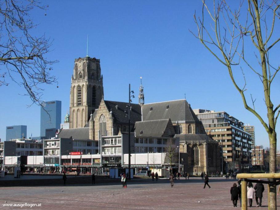 Rotterdam Grotekerkplein
