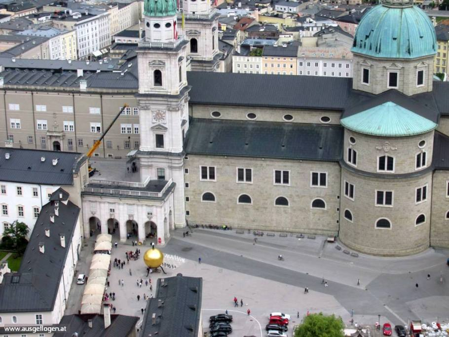 Salzburg Kapitelplatz