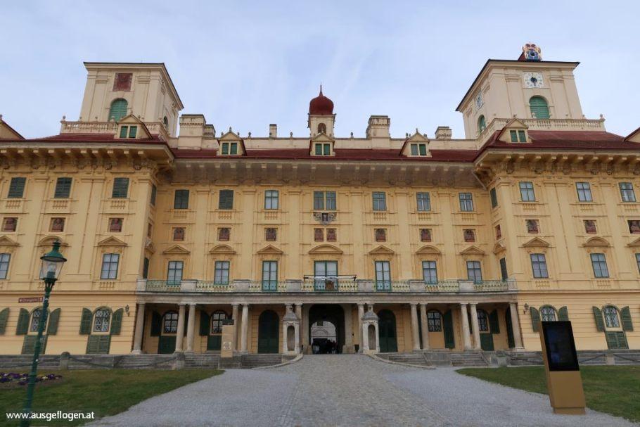 Schloss Esterhazý Sehenswürdigkeit Burgenland
