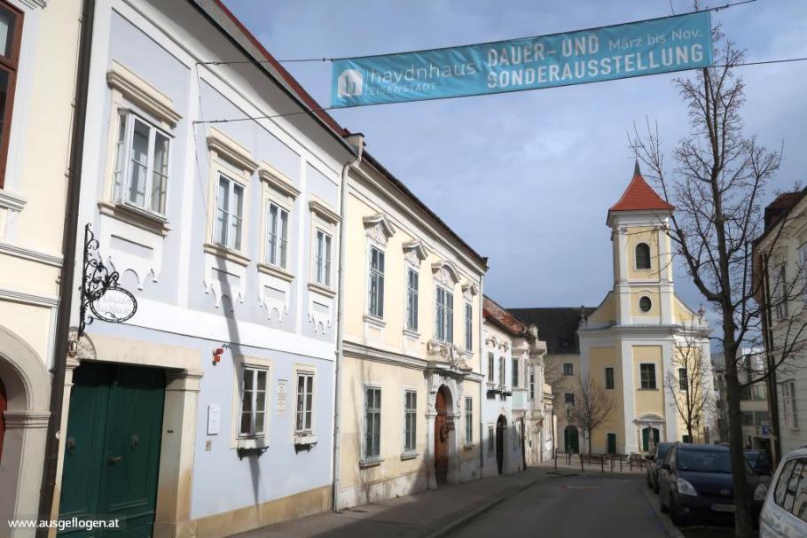 Haydnhaus Eisenstadt