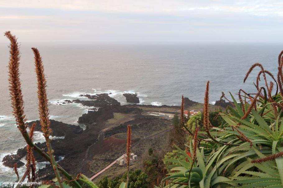 Lavastrand Azoren