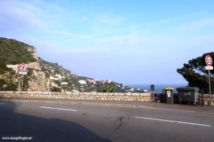 Côte d'Azur Wochenende