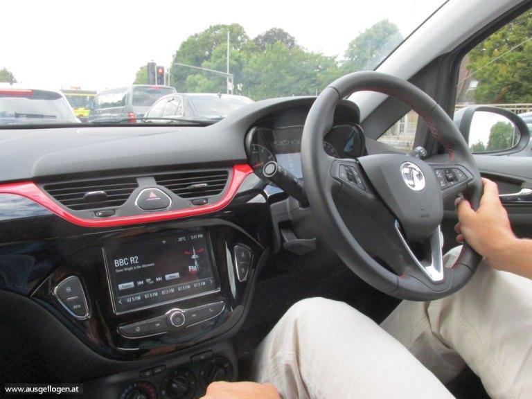 Autofahren in England