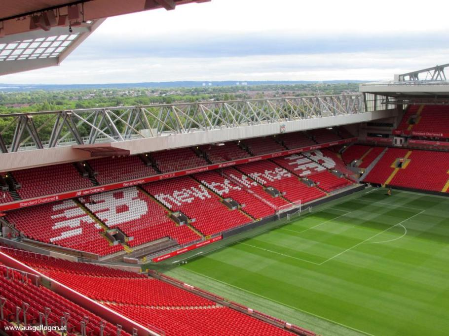 FC Liverpool Anfield Stadion