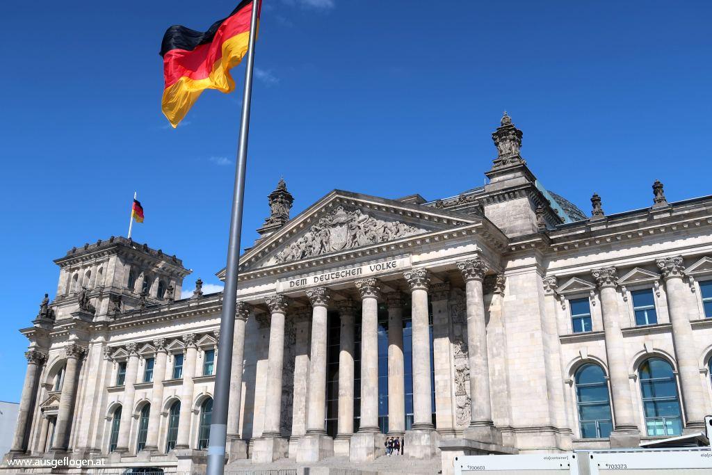 Reichstag Urlaubsideen Kinder