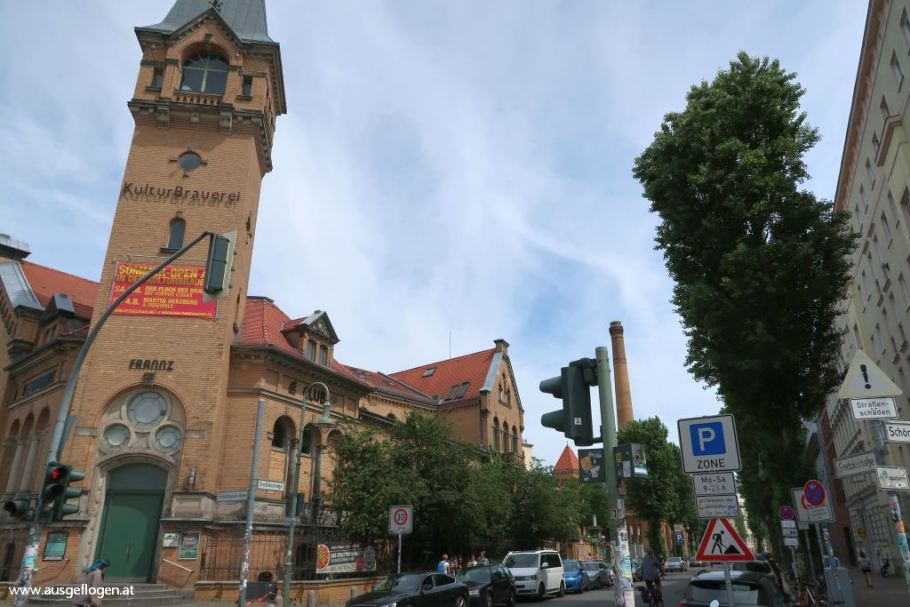 Berlin mit Kind Rad