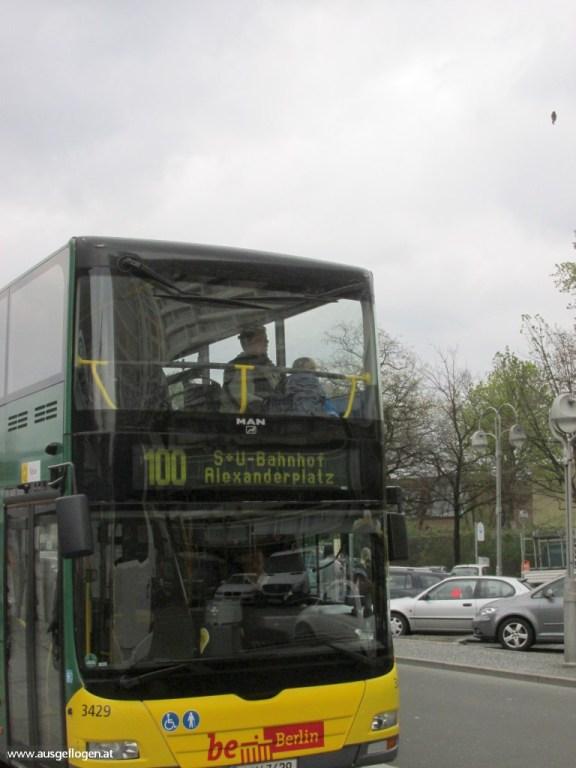Linie 100 Berlin