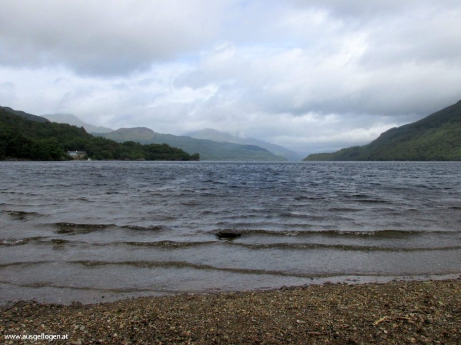 Schottland Roadtrip Loch Lomond