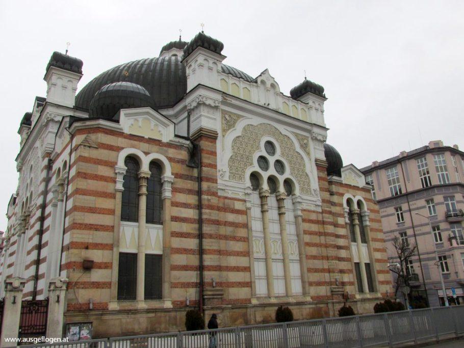 Sofia jüdische Synagoge