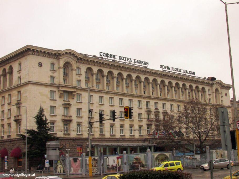 Sveta Nedelya-Platz