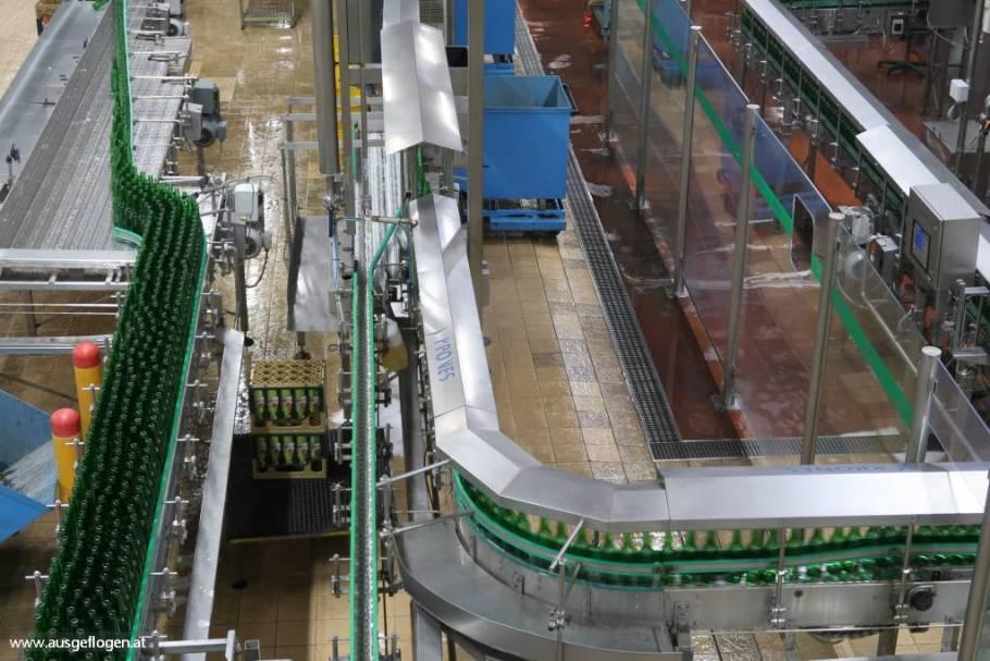 Pilsner Brauerei Besichtigung