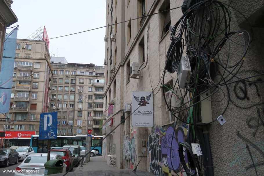 wie ist Bukarest