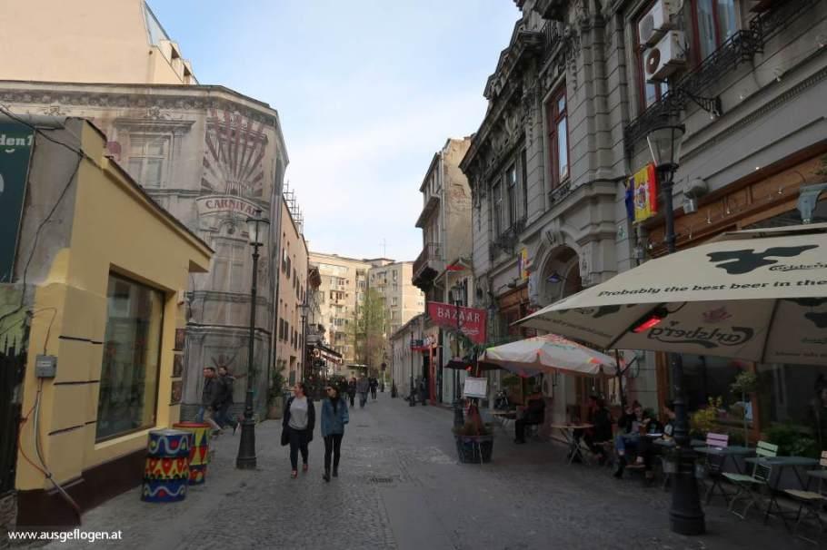Leipziger Viertel Bukarest