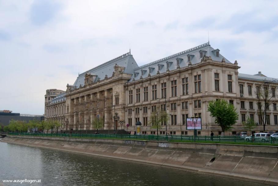 Justizpalast Bukarest Sehenswürdigkeiten