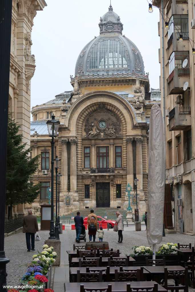 Bukarest Sehenwürdigkeiten