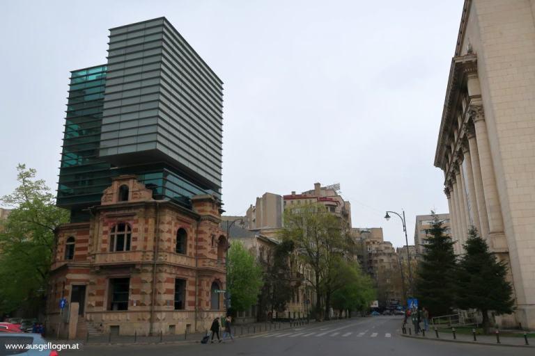 Securitate McKinsey Bukarest
