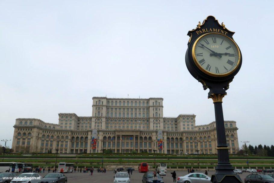 Bukarest Sehenswürdigkeiten