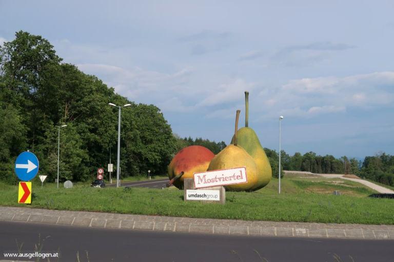 Kreisverkehr Amstetten