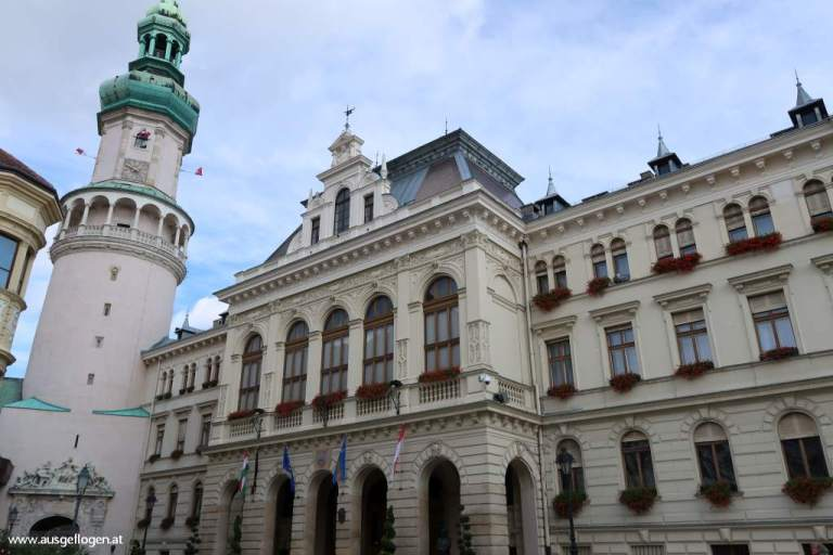 Fö tér Sopron