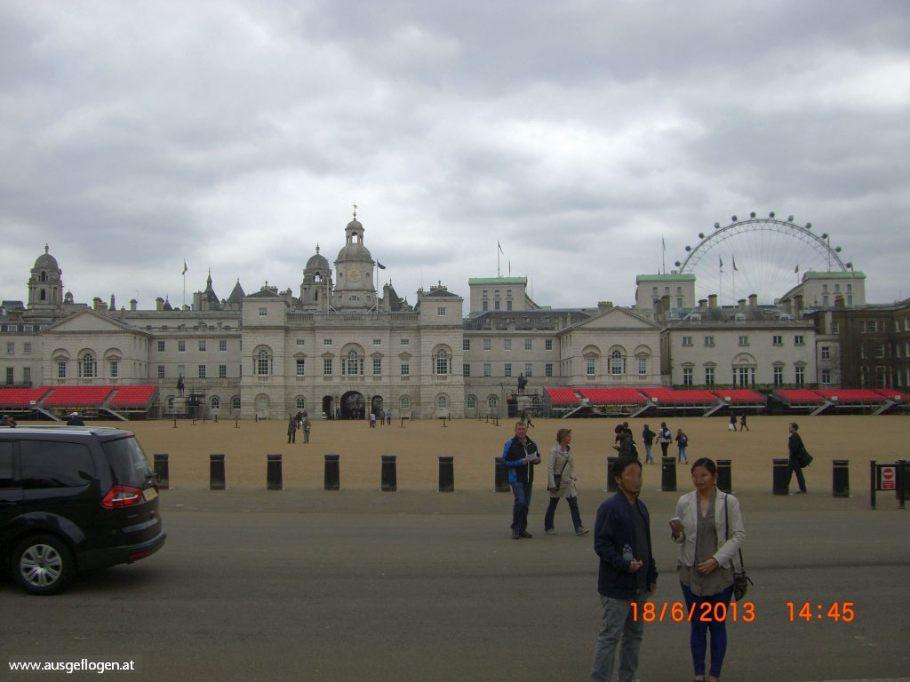 London Horse Guards